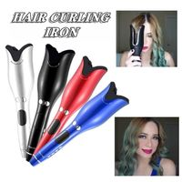 �Ÿ˜�2020 New Beach Waves Automatic Air Spin N Curl Rotating Hair Curler Roller Ceramic Negative Ionic Hair Curling Iron Styling Tool�Ÿ˜� $52.65