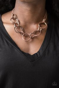 Paparazzi Jump into the ring-copper $5.00