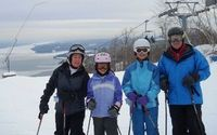 Family skiing adventure in the Eastern Townships. Read about it on MacaroniKid.com! http://familytravel.macaronikid.com/article/353722/skiing-in-the-eastern-townships#