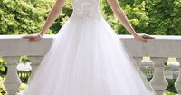 This is like the ultimate princess dress!