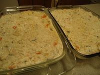 Chicken and rice casserole from Heavenly Homemakers