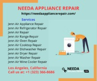 Do you have a broken, scratched, fainted, stained, or loosened Jenn Air Cooktop? Needa Appliance Service is your answer to a hassle-free cooktop repair service in Los Angeles, California. Call us at: +1 (323) 366-8686