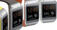 Wearable tech moved past niche Kickstarter projects Wednesday as Samsung unveiled the Galaxy Gear, its answer to the smartwatch. The watch, which has a face mad