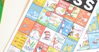 Dr. Seuss Bingo is a fun way to celebrate Dr. Seuss's birthday. An activity perfect for the classroom or home. Grab your printable Dr. Seuss bingo here.