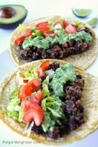mmm these look so flavorful! Thanks! :) I have been making black bean tacos since going vegetarian a year and a half ago and they haven't changed much, I've bee