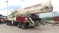 Schwing Boom Pumps for Sale-Concrete Pump Depot