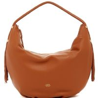 Vince Camuto Dessa Brown Leather Hobo $129.00