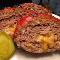 Bacon Cheese Meatloaf - News - Bubblews