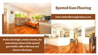 For more information simply visit at: http://timberflooringbrisbane.com/spotted-gum-floors/