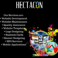 Are you looking for Web Developer? Well, Hectacon is the best Option for you. We deal in Website of #WordPress #Magento #Web Designing #SEOServices, #Social Media Marketing, etc. Visit For more: https://www.hectacon.com/ To Start Project: https://www....