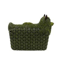 Animal Women Evening Clutch Bag / Crystal Rhinestones Dog $164.97