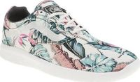 Vans Multi Iso 1-5 Womens Trainers Give your feet a Tropical treat this season with the Vans ISO 1.5. This lightweight fabric lace-up features a floral printed upper with the iconic Sidestripe embroidered on the midsection. An UltraCus http://www.compares...