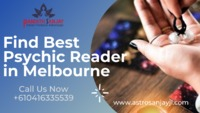 Get Connected With The Best Psychic Melbourne  Is your life is not running properly whether it's on the professional or personal front? Facing problems in marriage life? You got depressed easily by the things happening in your life? So it's ...