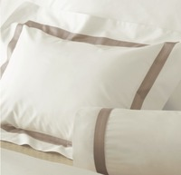 Lowell Ivory & Khaki Bedding $68.00