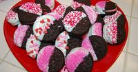 So cute and easy for Valentine's Day