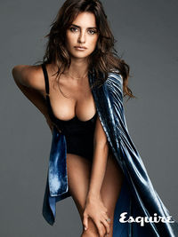 The Sexiest Woman Alive Is Penélope Cruz - Esquire