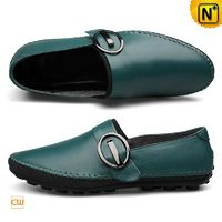 Madrid Mens Leather Loafers CW740378