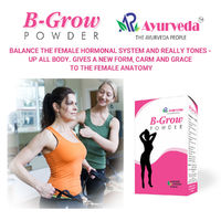 Shop Online Female B-Grow Powder. B-Grow Powder is made with Ayurvedic herbs assisting in Female Anatomy, hormonal and grow Body Shape.