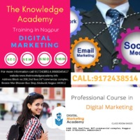 The knowledge Academy is best Digital Marketing,SEO Training Institute In Nagpur. We Provides Practical Digital Marketing and SEO, SEM, SMM, SMO, Google Adwords Training in Nagpur.