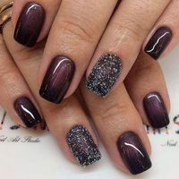 Do you find your nails boring? Do you want to easily and quickly add a shiny and fascinating look to