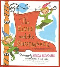 the elves and the shoemaker- story and paper dolls booklet...FREE