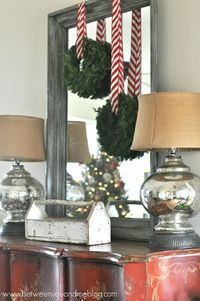 Christmas house tour 2013 » Between You & Me