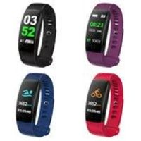 Bakeey SL11 Multi UI Display HD Color Screen Wristband Heart Rate and Blood Pressure Monitor IP68 Smart Watch