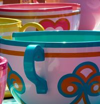 Large On Black See where this picture was taken. [?] Mad Tea Party Fantasyland Disneyland Anaheim, California This picture made it to Flickr Explore August 23,