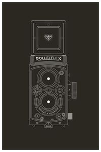 "Prints of Vintage Camera's » Design You Trust �€"" Design Blog and Community"