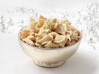 I chose sugar cookie! There are a bunch of chex mix recipes. So easy and so good. I had no idea there were this many ideas.