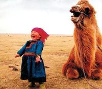 apparently kids laugh 300-400 times a day. I am not sure how true that is but this photo is wonderful :)