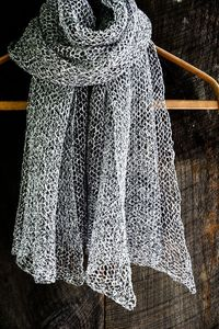 Whit's Knits: Open Air Wrap - The Purl Bee -