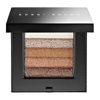 Bobbi Brown Shimmer Brick in Bronze. Silly me, I've been using this on my eyes and loving it. Just found out it's for cheeks. I'm hip that way!