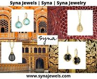 Syna Jewels offers a massive range of award winning iconic fine jewelry collections, including- from earrings, necklaces, pendants, rings to chains and bracelets online for girls and women at best price in New Jersey and USA. Syna brand showcases jewelry ...