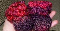 Crochet Crocodile Stitch Booties (Newborn -12 Month old, 5-8 years old, and Adult sizes) Videos