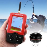 Smart Portable Professional 100m Fish Finder Detector with LCD Display