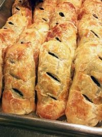 Warning: This is rich! (But that's a good thing) Gemma's Salmon Wellington - JSOnline
