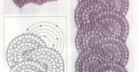 Pattern Stitch - great for scarf, fronts of plain cardigan, inserts on garment
