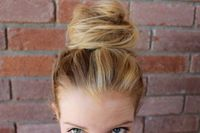 Love the Top Knot