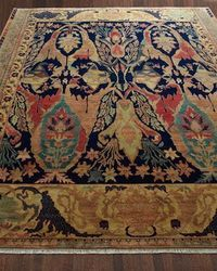 Will someone find me a rug this fabulous (and with these colors) that won't set me back $5000? Horchow