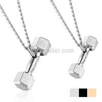 Couple Necklaces Gift for Gym Enthusiast https://www.gullei.com/couple-necklaces-gift-for-gym-enthusiast.html