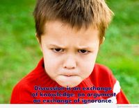 Cute kid anger image with quote 2015