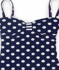 Boden St Lucia Tankini Top, Sailor Blue Spot 34567222 This tankini top is a watery workhorse, with multi-way straps that can be removed or adjusted, a flattering front-lining and secret support. http://www.comparestoreprices.co.uk//boden-st-lucia-tankini-...