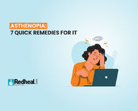 Have you been facing eye strain frequently while working or while focusing on something for a long duration, like reading a book? Here are 7 quick remedies to ease the eye strain.
