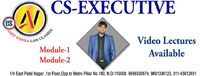 Get CS Executive Video Lectures for Company Secretary Preparation. Amit Vohra Classes is famous for the Company Secretary Courses in India because our pivotal ambition of establishing this institute is to impart value education to students for their CS Ex...