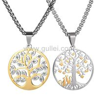 Gullei.com 2PCS Best Girls Friends Matching Jewelry Gift