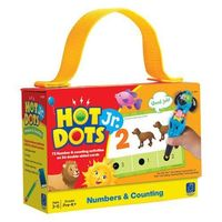 Have to have it. Educational Insights Hot Dots Jr Educational Cards & Pen Set - Numbers & Counting - $36.99