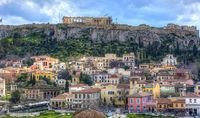 Athens: the ultimate destination for alternative travelers