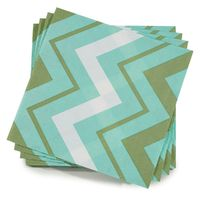 Pop Color Rock Paper Napkins by Le Jacquard Français $9.00