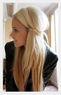 love this braid idea